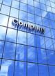 Big Blue Company Business Concept