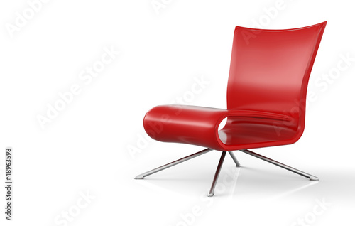 Sit and Chill - Red