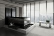 Exclusive Luxury Penthouse Bathroom Interior