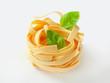 Ribbon pasta
