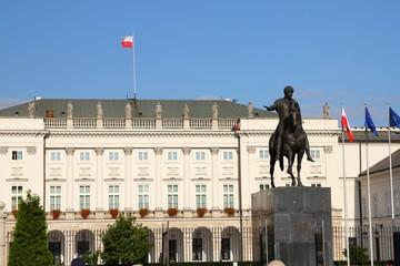 Warsaw - Presidential Palace