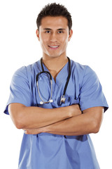 Male Healthcare Worker