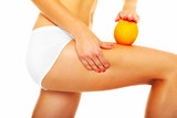 Fototapety Cellulite treatment