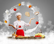 juggler female cook