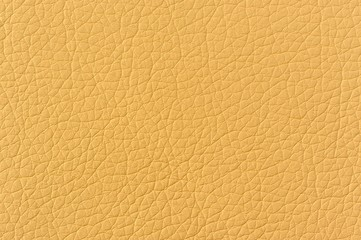 Light Beige Artificial Leather Background Texture