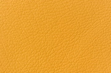 Yellow Patterned Leather Texture