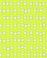 Fuzzy Bubbly in Green