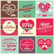 Valentine's Day Design Eleme...