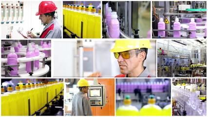 Detergent Bottling Plant