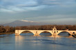 The Bridge of Avignon, France