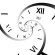 Leinwanddruck Bild Time Twister
