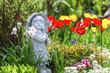 Frühling im Ziergarten