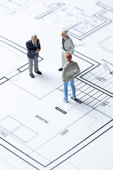 negociation and teamworking in the building sector