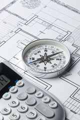building plan orientation
