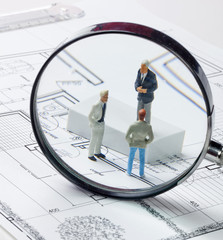 property experts working together