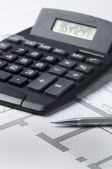cost and measurement of a building project