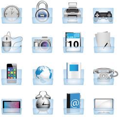 Icon Folder Set