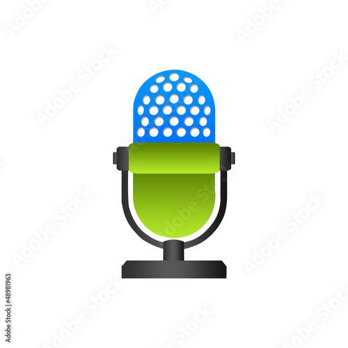 Microphone Logo
