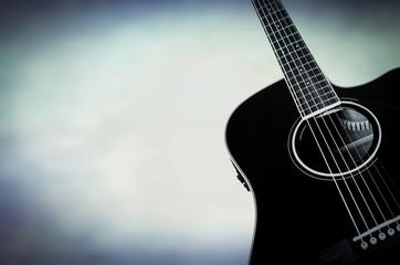 guitar backdrop