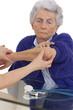 Femme - Douleurs aux articulations