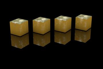 Karamell - 3D Render