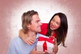love valentine couple