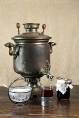 old samovar