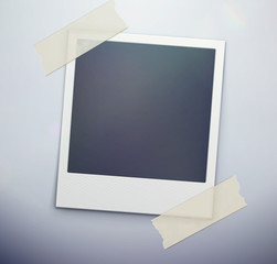 polaroid photo frame