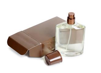 Parfum glass and box