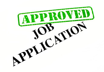 Job Application Approved