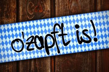 zettl-brettl banner ozapft is! I