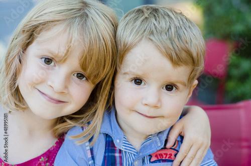 Frère et sœur