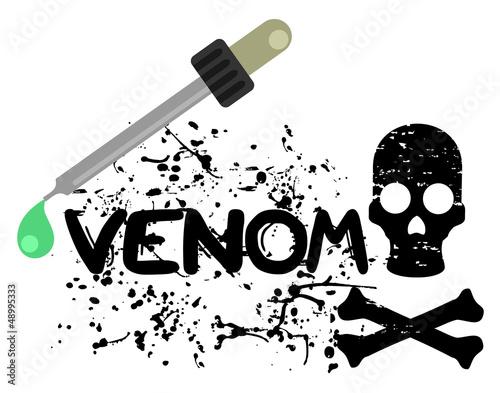 Venom dead design