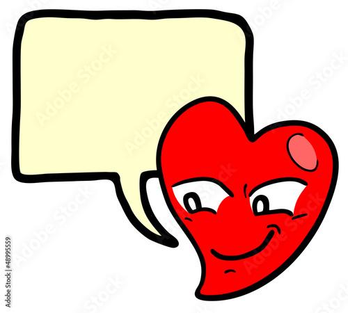 Love comic