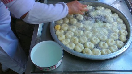 Turkish Donut