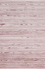 asiatische Holzwand