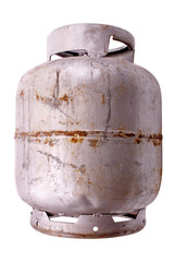 Silver liquified petroleum gas