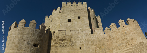 Arabian tower Calahorra