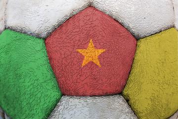 ssocer camerun