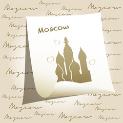 Post it Moscow