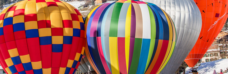 2013 35tth International Hot Air Balloon Festival, Switzerland,