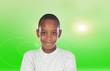 Jeune garçon africain
