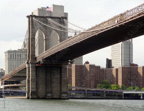 Fototapeten,bronzo,new york,stadt,brücke