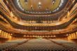 Leinwanddruck Bild - Lighting of the theater