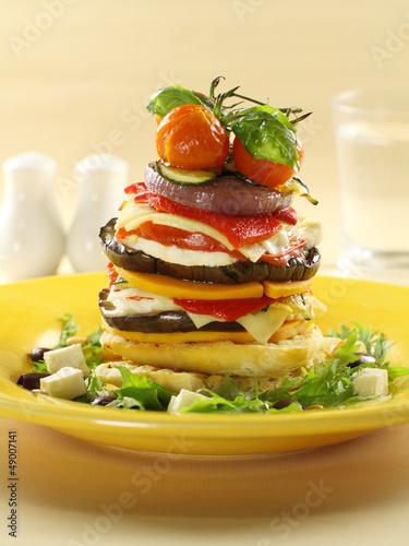 Vegetarian Stack
