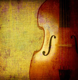 contrabass background