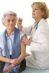 Vaccination saisonnière - 3em âge