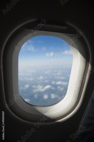 Flugzeug Fenster