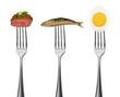 gabel tierische proteine