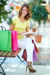Elegant shopper